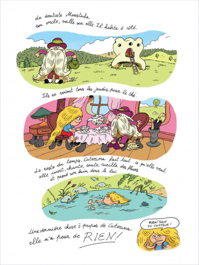 Page 4 Caterina tome 1
