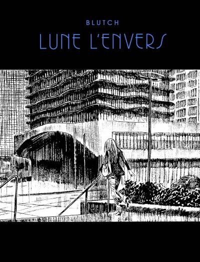 image de Lune L'Envers (édition noir et blanc)