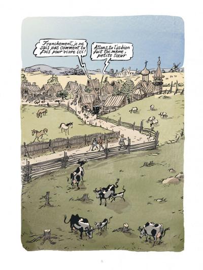 Page 5 Ce qu'il faut de terre à l'homme