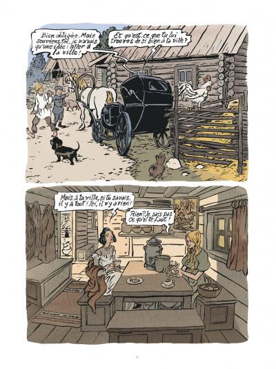 Page 6 Ce qu'il faut de terre à l'homme