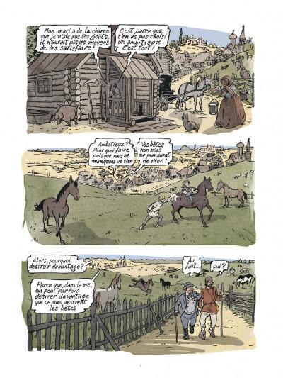 Page 8 Ce qu'il faut de terre à l'homme