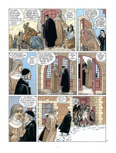 Page 4 Les 7 vies de L'épervier - 2ème Cycle tome 1