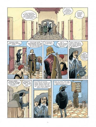 Page 6 Les 7 vies de L'épervier - 2ème Cycle tome 1