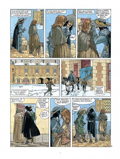 Page 7 Les 7 vies de L'épervier - 2ème Cycle tome 1