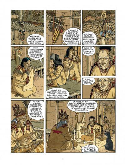 Page 3 Les 7 vies de L'épervier - 2ème Cycle tome 2