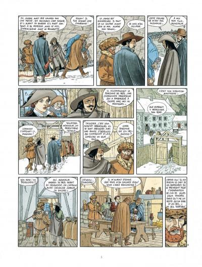 Page 5 Les 7 vies de L'épervier - 2ème Cycle tome 3