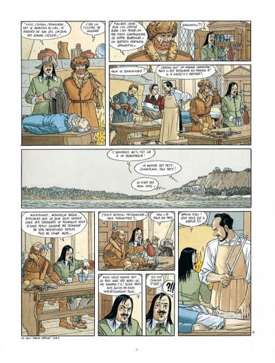 Page 6 Les 7 vies de L'épervier - 2ème Cycle tome 3