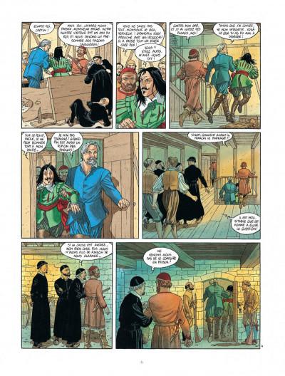Page 6 Les 7 vies de L'épervier - 2ème Cycle tome 4