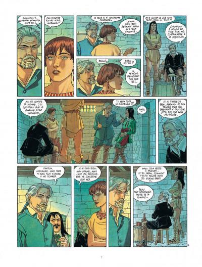 Page 7 Les 7 vies de L'épervier - 2ème Cycle tome 4