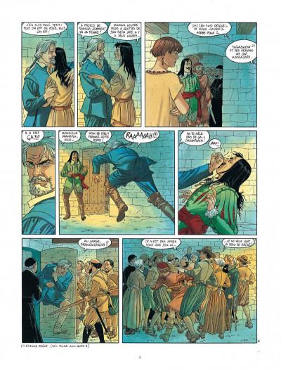 Page 8 Les 7 vies de L'épervier - 2ème Cycle tome 4