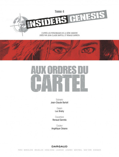 Page 1 Insiders genesis tome 4