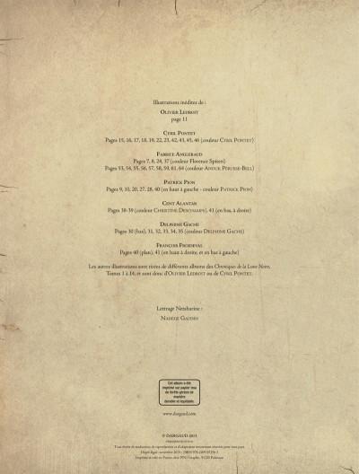 Page 2 les chroniques de la lune noire - l'empire de la négation