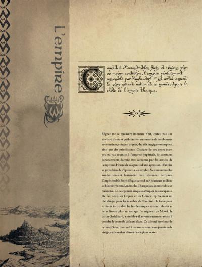 Page 6 les chroniques de la lune noire - l'empire de la négation