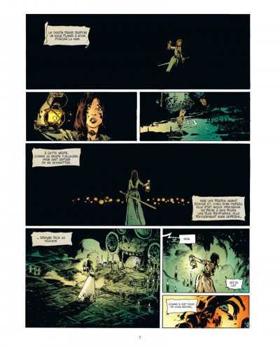 Page 5 Long John Silver tome 4 - Guyanacapac (édition luxe)