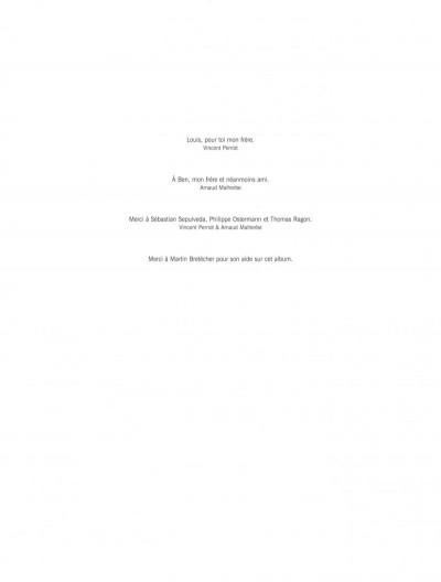 Page 4 Belleville story - intégrale