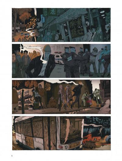 Page 6 Belleville story - intégrale