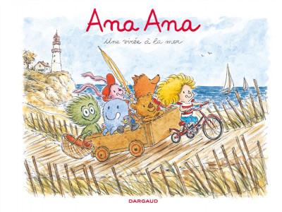 image de Ana Ana - tome 3 - Une virée à la mer