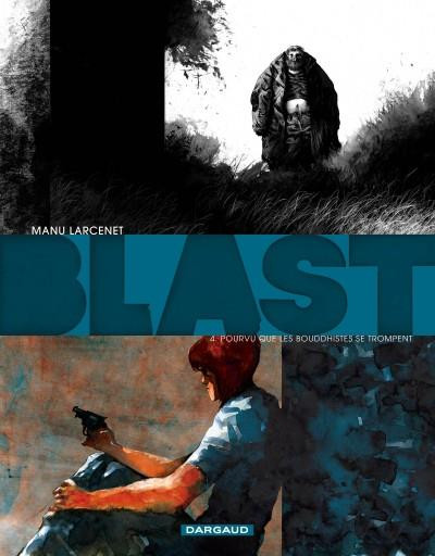 Couverture Blast tome 4