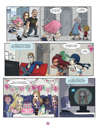 Page 3 les elfées tome 8