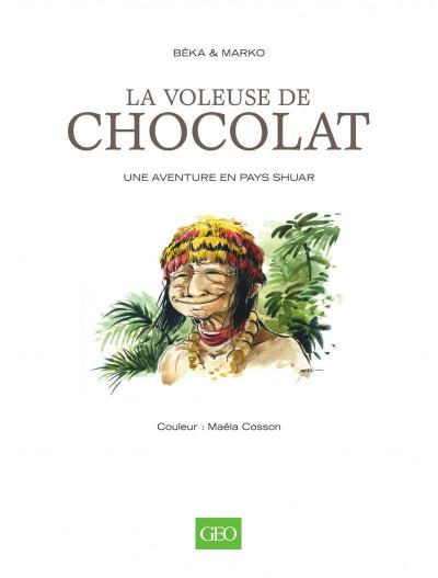 Page 1 La voleuse de chocolat