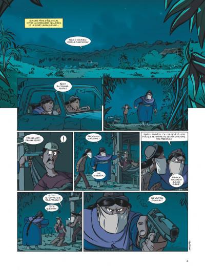 Page 3 La voleuse de chocolat