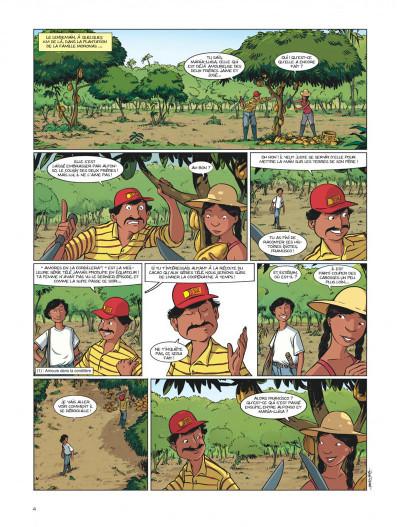 Page 4 La voleuse de chocolat