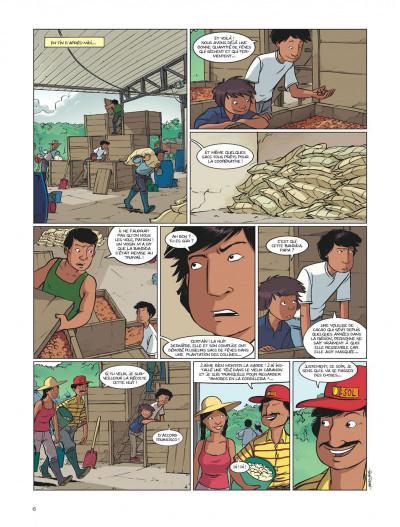 Page 6 La voleuse de chocolat