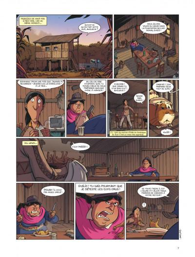 Page 7 La voleuse de chocolat