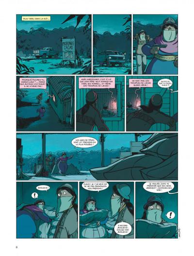 Page 8 La voleuse de chocolat