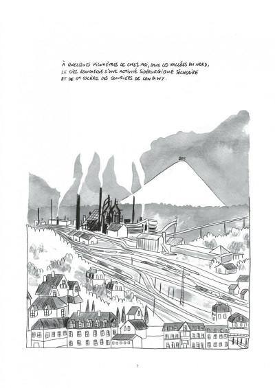 Page 7 Florange - une lutte d'aujourd'hui