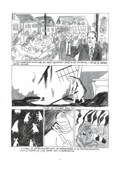 Page 8 Florange - une lutte d'aujourd'hui