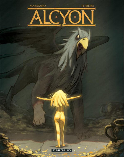Couverture Alcyon tome 2