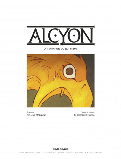 Page 1 Alcyon tome 2