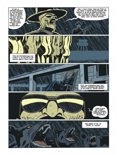 Page 7 Tyler Cross tome 2