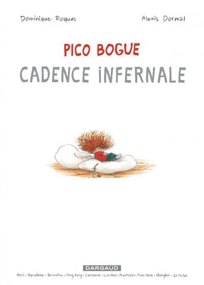 Page 1 Pico Bogue tome 7