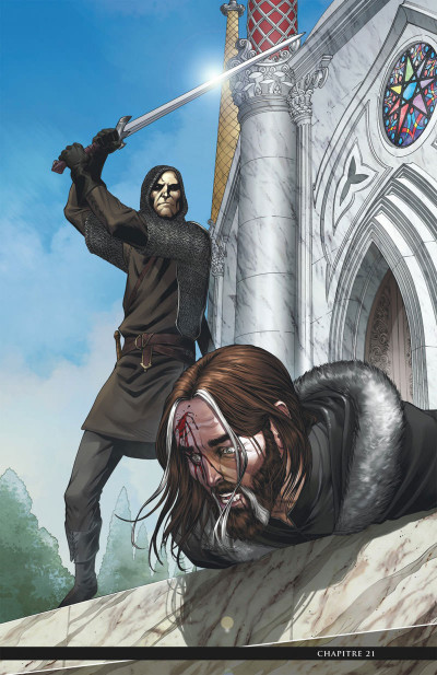 Page 4 A game of thrones - le trône de fer tome 6