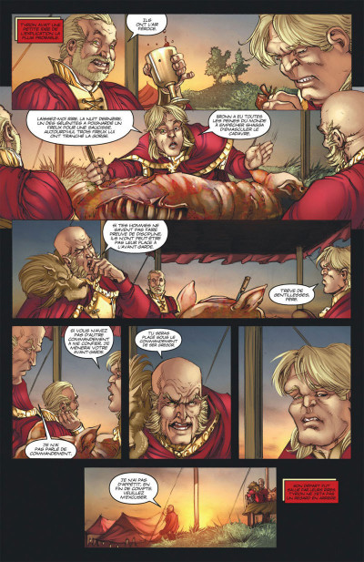 Page 6 A game of thrones - le trône de fer tome 6