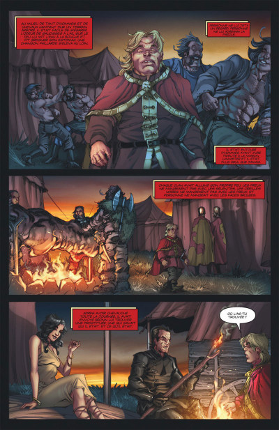 Page 7 A game of thrones - le trône de fer tome 6