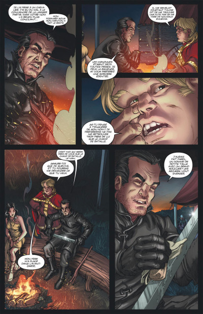 Page 8 A game of thrones - le trône de fer tome 6