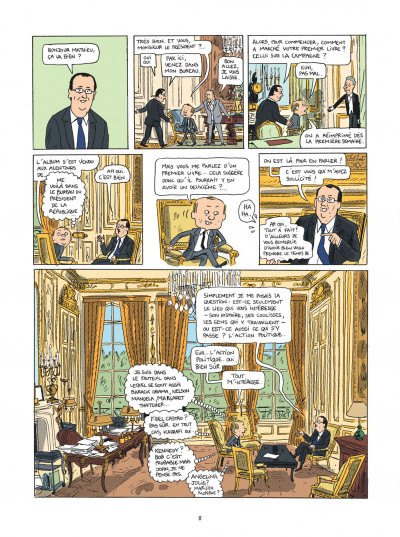 Page 8 Le château
