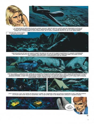 Page 3 Le dernier templier tome 6