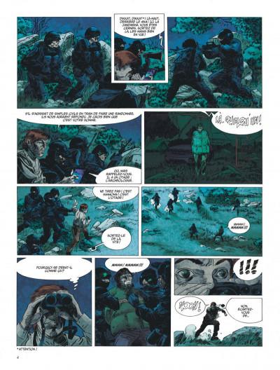 Page 4 Le dernier templier tome 6