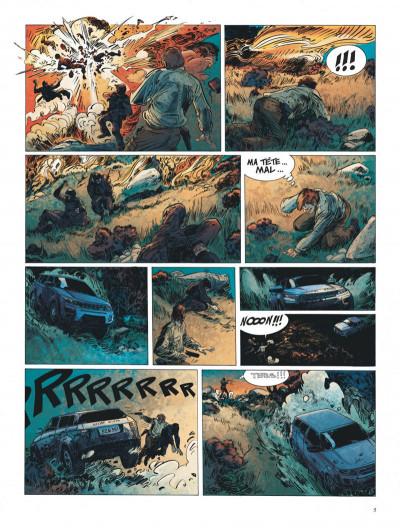 Page 5 Le dernier templier tome 6