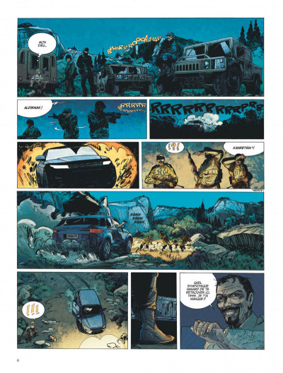 Page 6 Le dernier templier tome 6