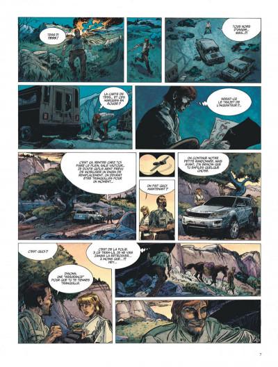 Page 7 Le dernier templier tome 6