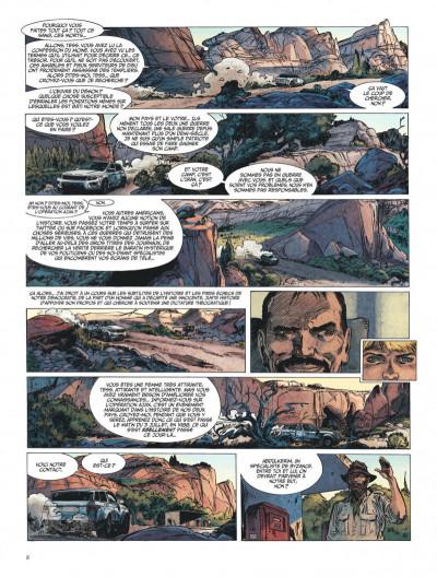 Page 8 Le dernier templier tome 6