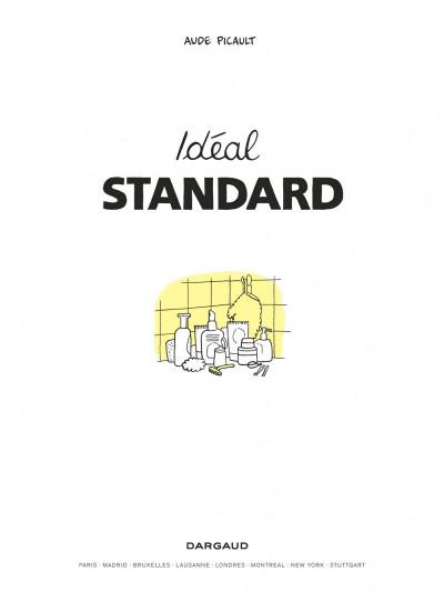 Page 1 Idéal standard