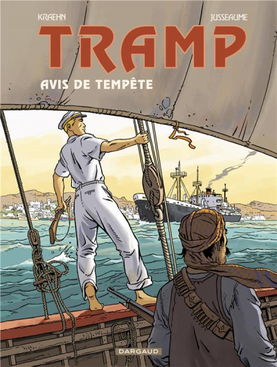 Couverture Tramp tome 11