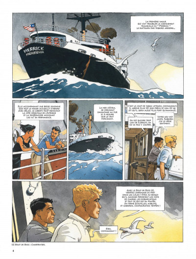 Page 3 Tramp tome 11