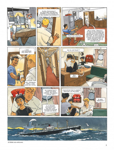 Page 4 Tramp tome 11
